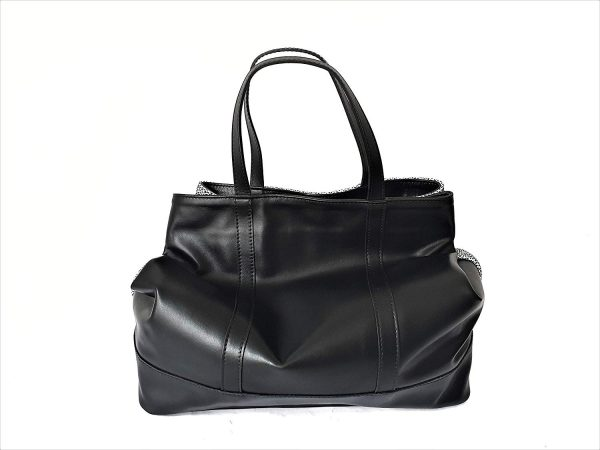 Colma. Leather Tote bag Italian Handmade