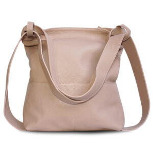 Teodoro. Convertible Backpack Shoulder Bag - Made in Italy