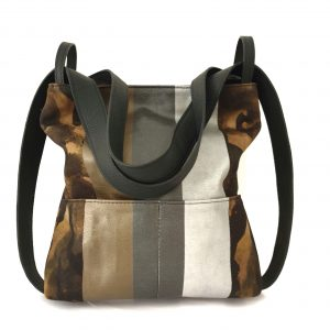 Brandino. Backpack shoulder bag Made in Italy