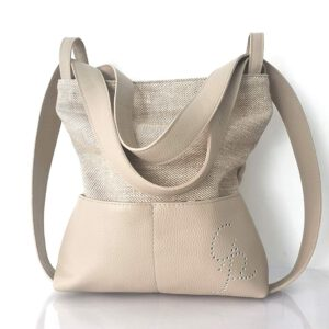 Piccolo Amante. Backpack shoulder bag Made in Italy