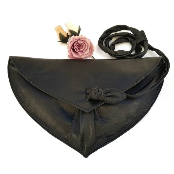 Quora. Leather clutch purse Made in Italy
