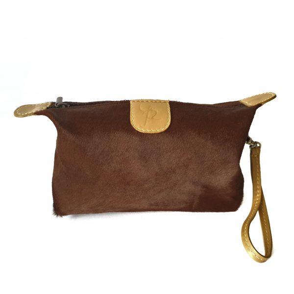 Miss - Pony skin pouch bag Handmade
