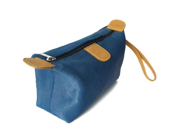 Miss - Pony skin pouch bag Made in Italy