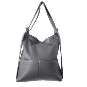 Brandino. Convertible Backpack Shoulder Bag