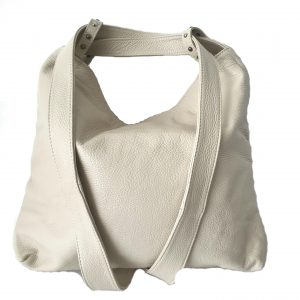 Amante. Leather backpack shoulder bag Made in Italy