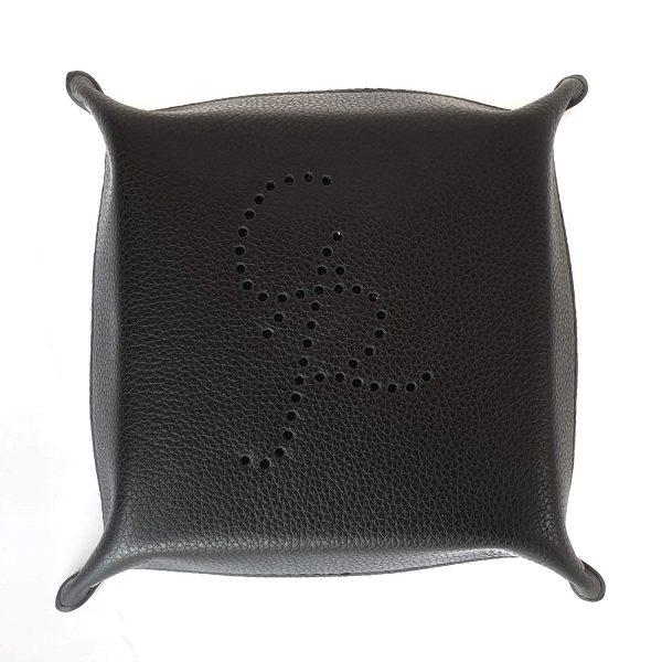 Lillo - Leather valet tray - Ganza Roma