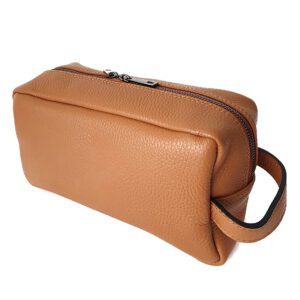 Beauty Case genuine leather - Tommy