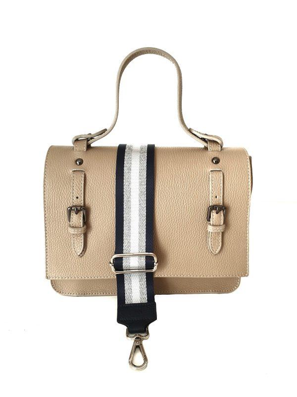 Universal Laminated Shoulder Strap for Adjustable Women's Bag - Giulia