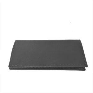 Luana. Leather wallets for women
