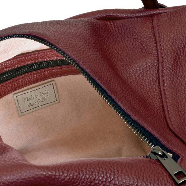 Borsa Donna con manici e tracolla Handmade Made in Italy