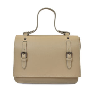 Irene - Leather Satchel bags for women Cross body - Handmade in Italy