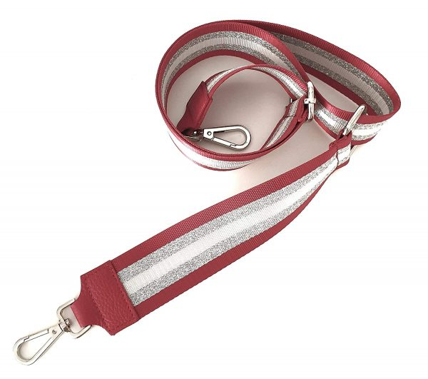 Universal Laminated Shoulder Strap for Adjustable Women's Bag - Giulia.bag